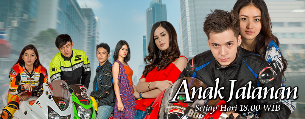 RCTI's Anak Jalanan... Indonesia's most popular drama in 2016